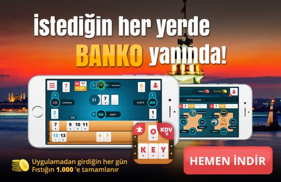 BANKO App Store'da