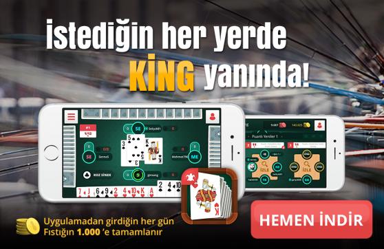 KING App Store'da