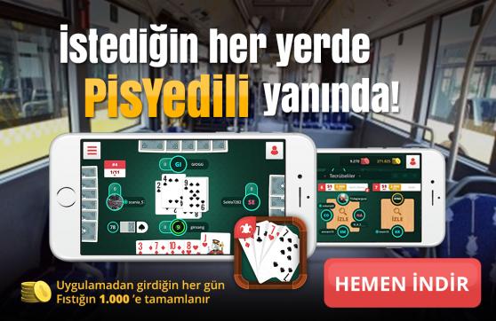 PİS YEDİLİ App Store'da