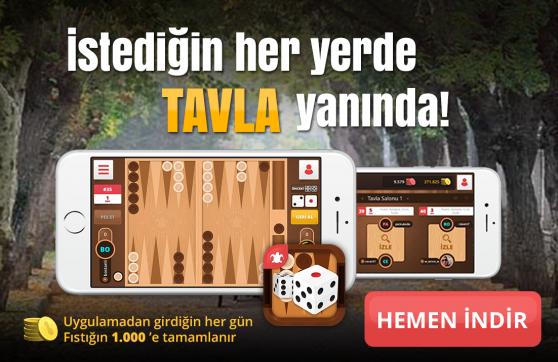 TAVLA App Store'da