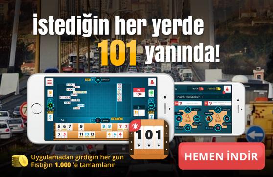 YÜZBİR(101) App Store'da